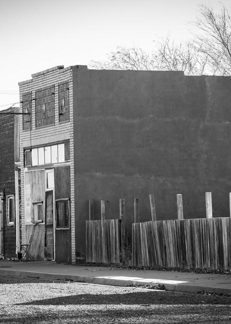 A Town No More Art | Artist David Wilson