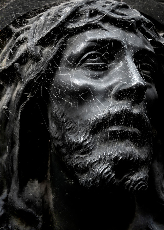 Jesus In Web Photography Art | Dan Katz, Inc.