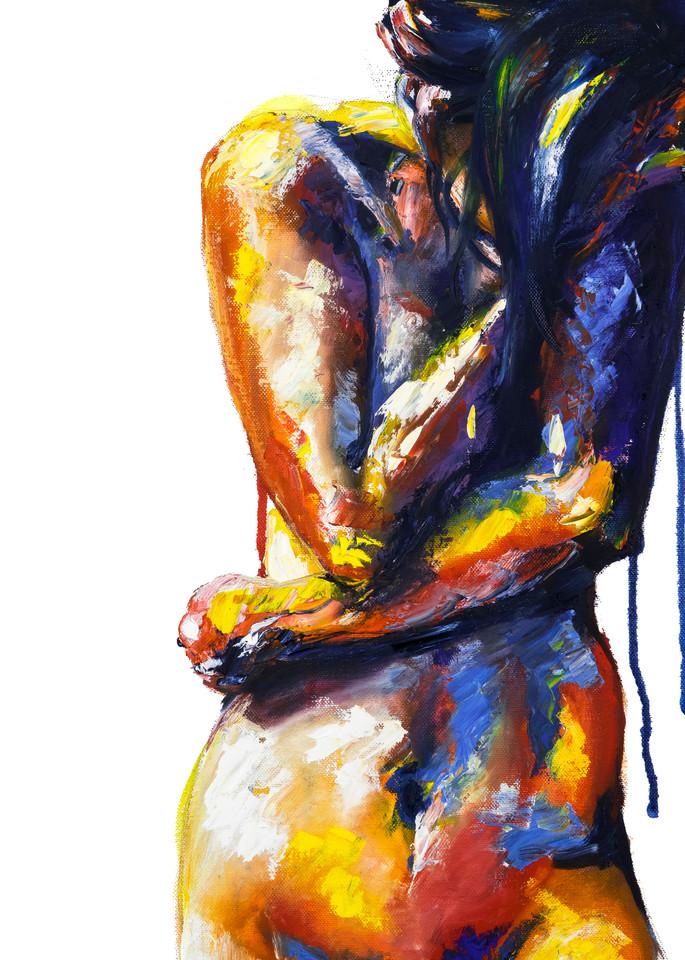 Grief (Print Reproduction) Art | Becca Fox Art