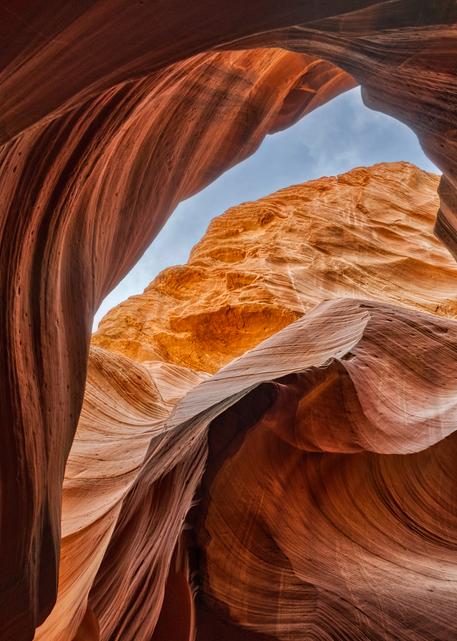 Slot Canyon Swirl, Arizona, 2019. Photography Art | Tom Stahl Photography