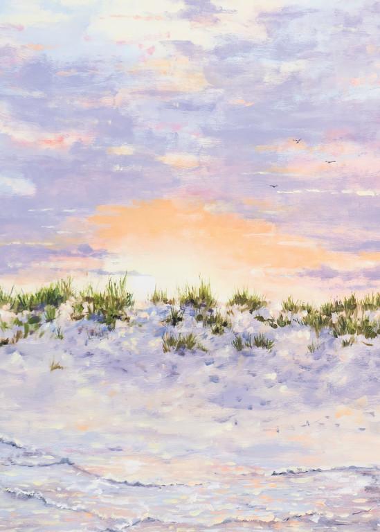 Lavander Lullaby Art | Chris Doyle Fine Arts