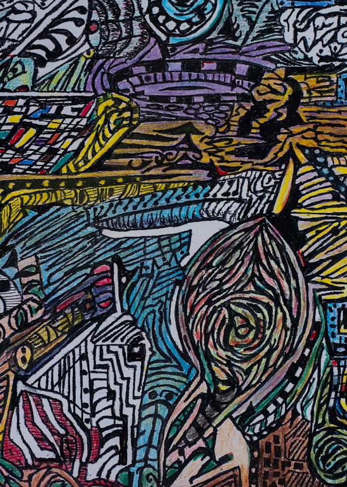 Study  7 Art | Aldo Borromei