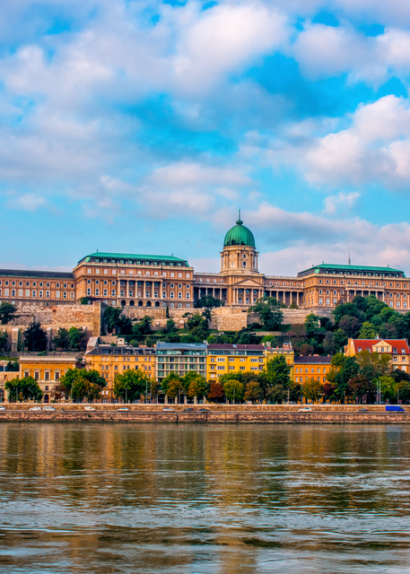 Budapest Castle Photography Art   Craig Primas Photography