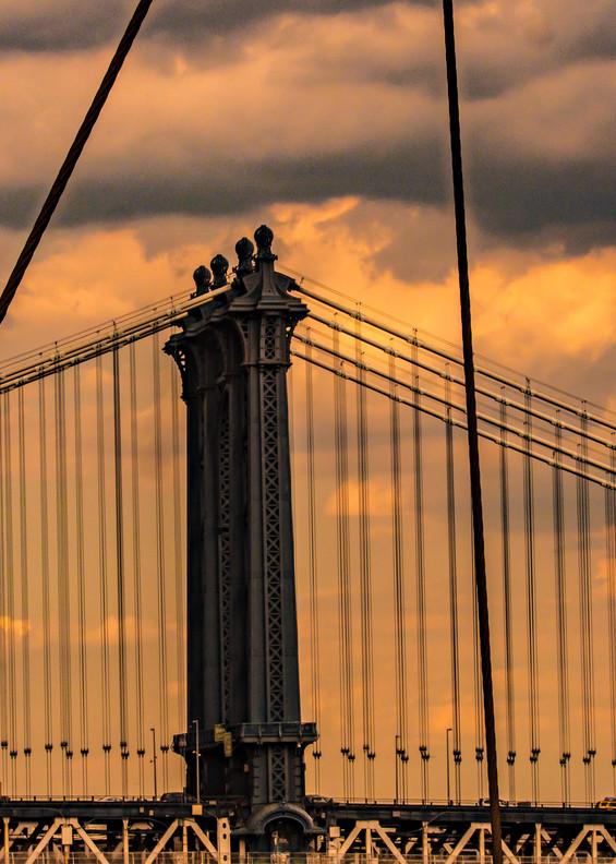 Manhattan Bridge, Nyc Photography Art | Ben Asen Photography