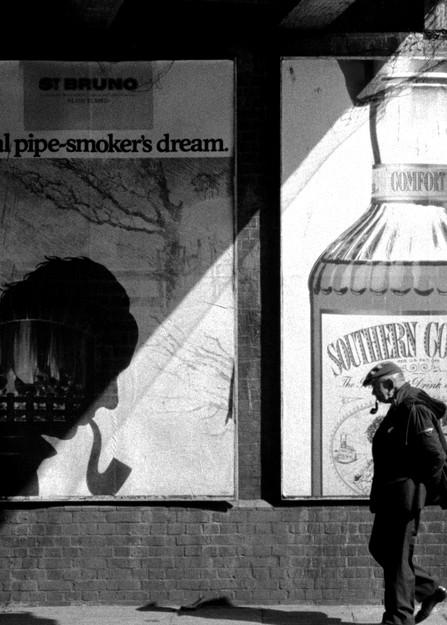 The Pipe Smoker, London Photography Art | Ben Asen Photography