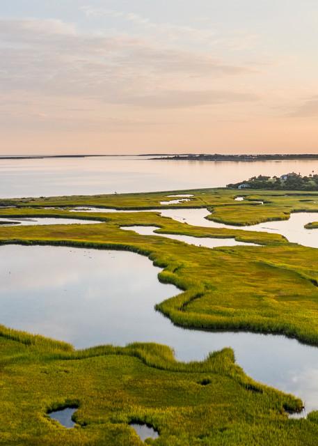 Folger's Marsh #3 Photography Art | Kit Noble Photography