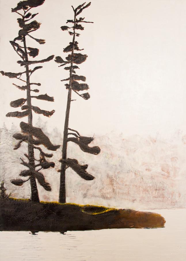 Two Trees Art | Bruce Tyner