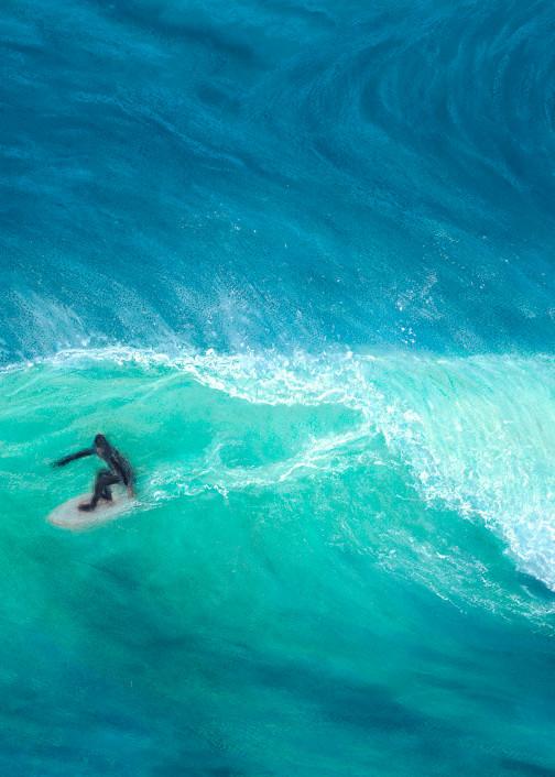 S.Gehring - Oregon Coast Wave Art - Fish