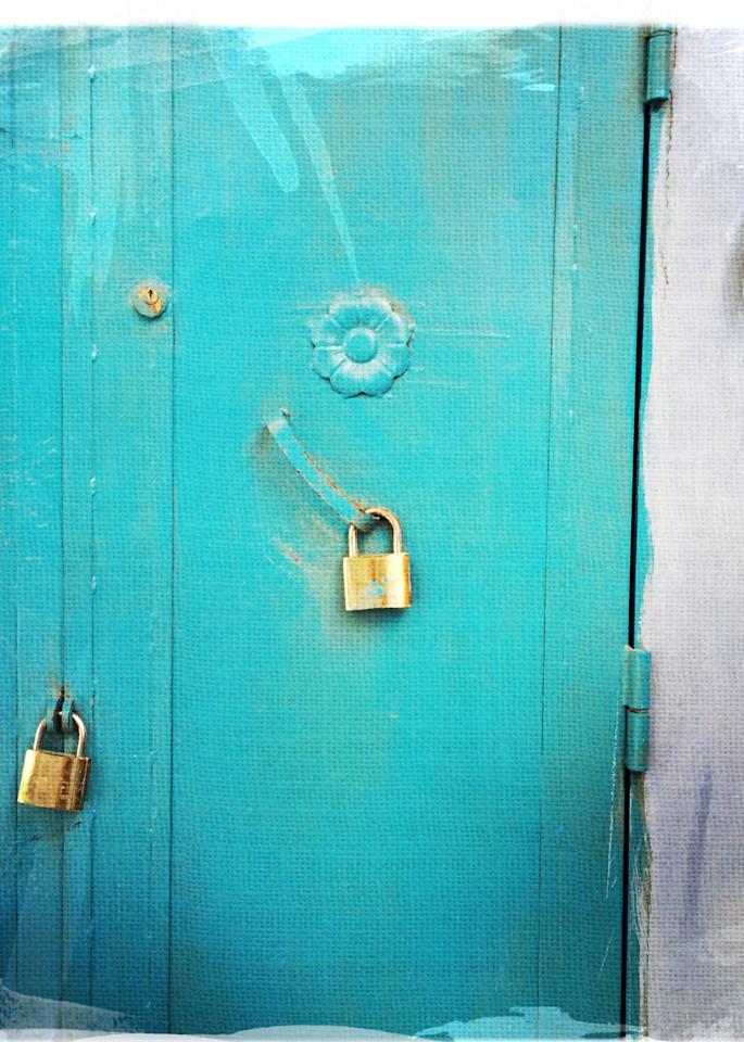 Chefchaouen Blue Walls 4 Art | photographicsart