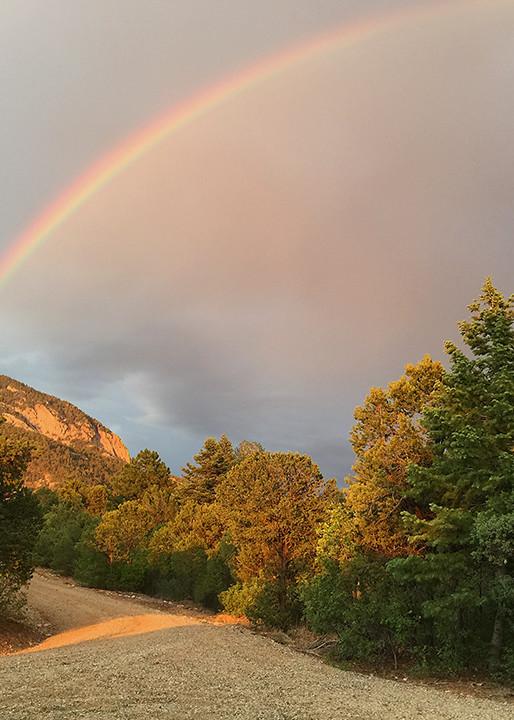 Under The Rainbow Art | Fine Art New Mexico