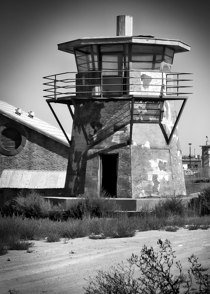 Prison Tower Photography Art   Kathleen Messmer Photography