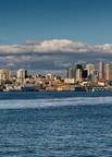 Panoramic image of Seattle, Washington
