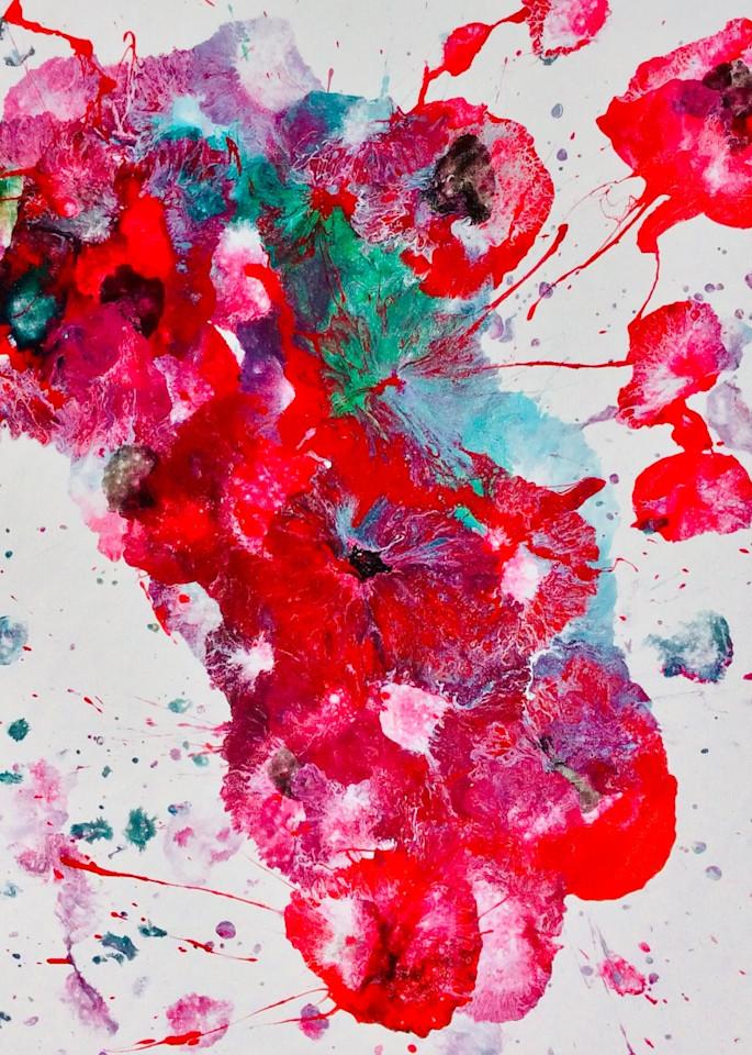 Poppies Art | House of Fey Art