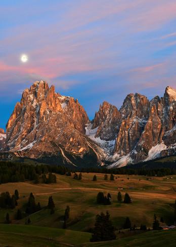 A  Dsc2022 Dolomites Pano Element Photography Art | RaberEYES