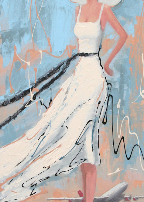 And Shes Off Art | Thalia Kahl