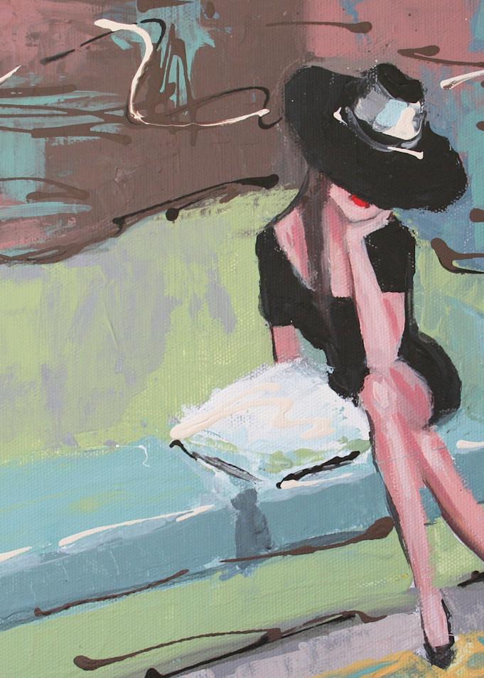 Pretty Woman Art | Thalia Kahl