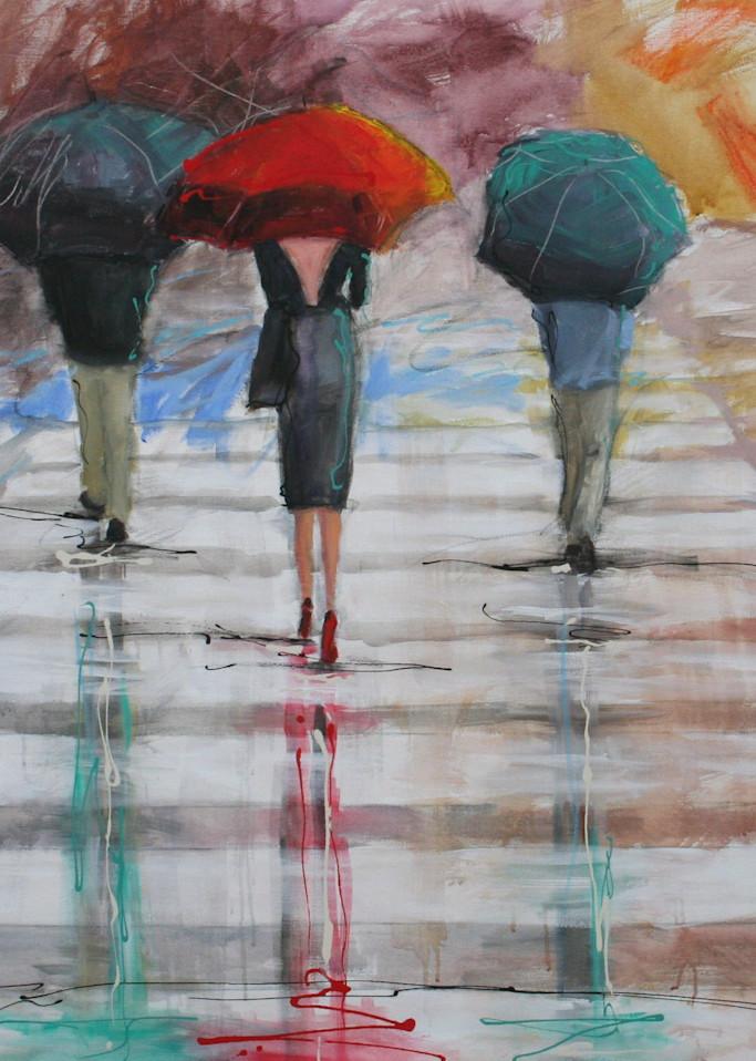 Crosswalk Art | Thalia Kahl
