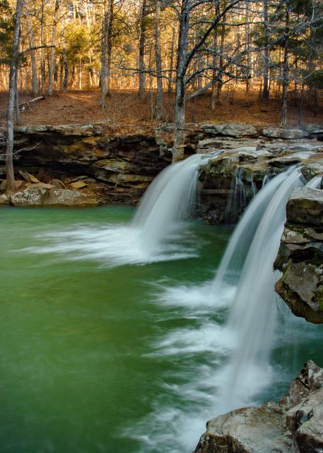 Falling Water Falls Photograph 771 | Arkansas Photography | Waterfall  Photo | Koral Martin Fine Art Photograph