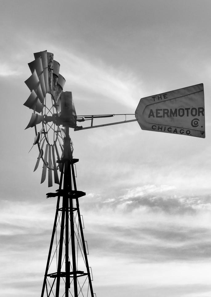 Aermotor Sky Photography Art | Galeria Mañana