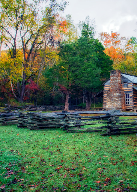 John Oliver's Cabin | Shop Photography by Rick Berk