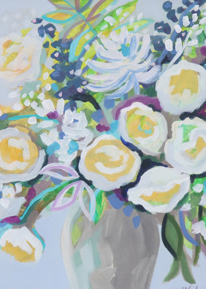 Sweet Peace Art | Kristin Webster Art Studio