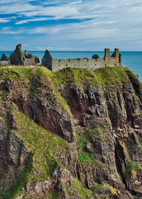 Dunottar Castle, Stonehaven , Scotland