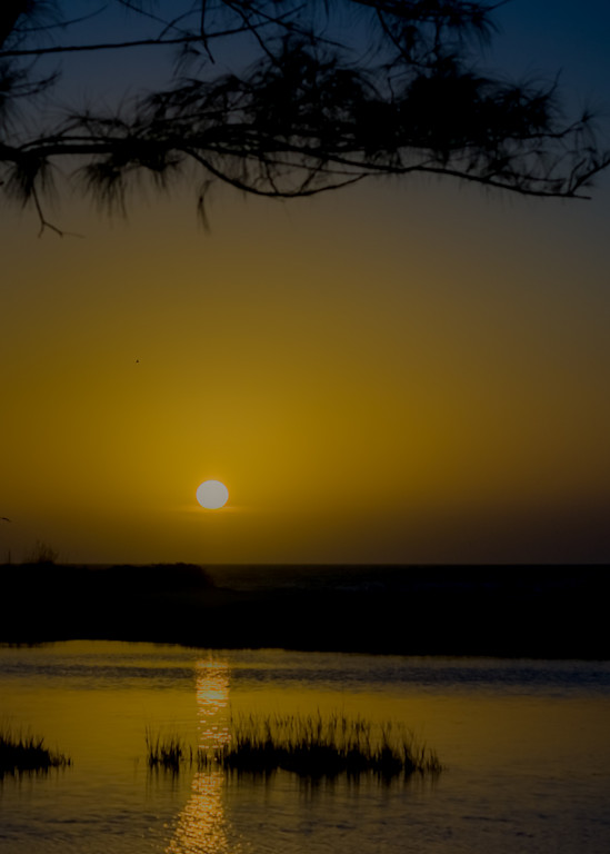 """""""Sunset at Fort DeSoto"""", sunset, PhotoDiscoveries"""
