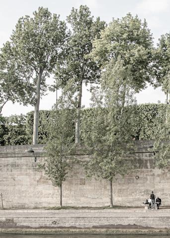 """Along the Seine 21'"