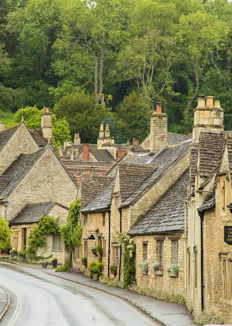 """A Quiet English Village Street"" PhotoDiscoveries"""