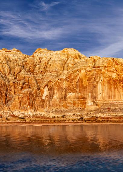 Lake Powell Butte Reflection, d'Ellis Photographic Art photographs, Elsa