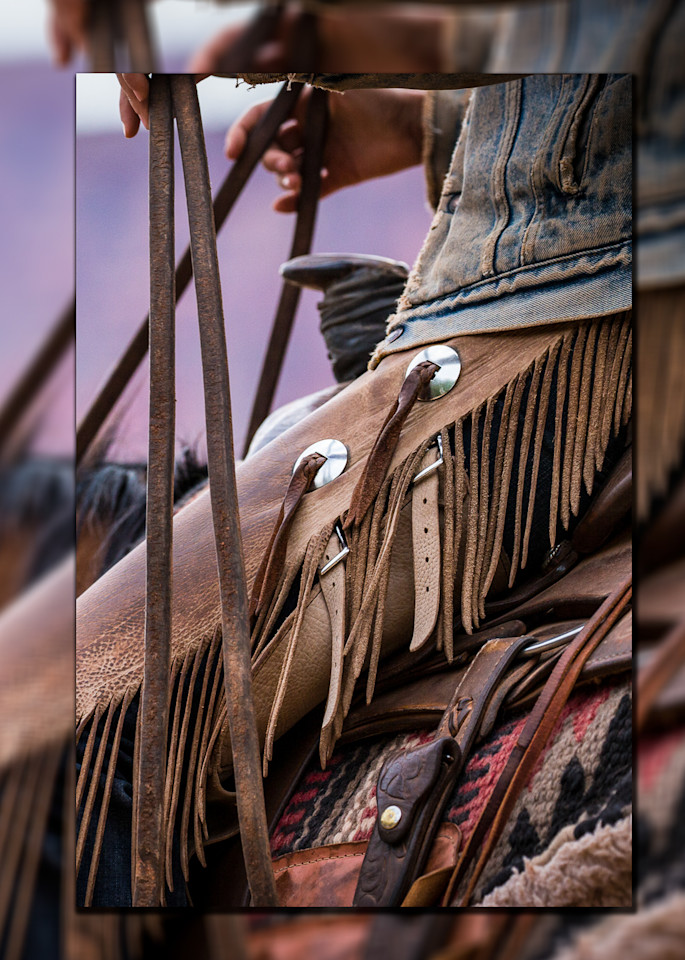 Chaps V 3 D Photography Art | Whispering Impressions