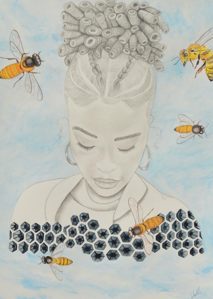 Bee Still Art | InspiringLee