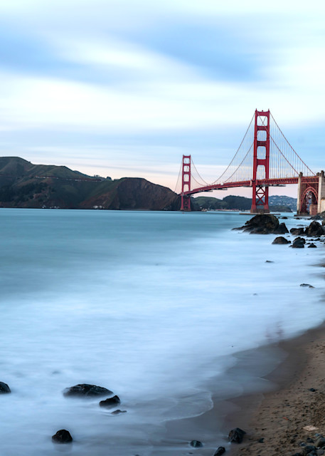 Golden Gate Exposure - Golden Gate Bridge Pictures