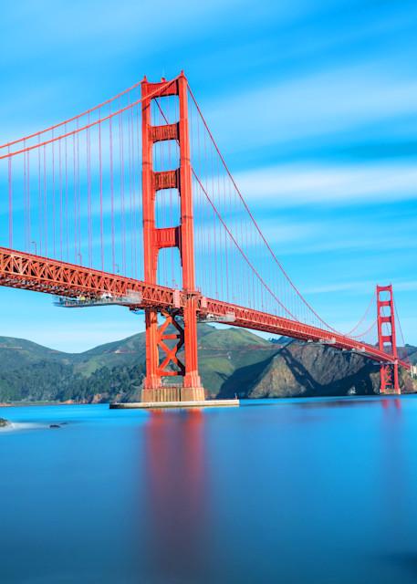 Golden Gate Bridge and Fort Point - Golden Gate Pictures | William Drew