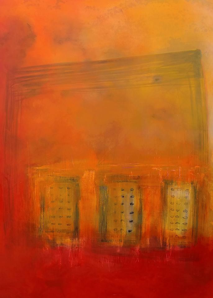 Triplicate – Original Abstract Painting & Prints | Cynthia Coldren Fine Art