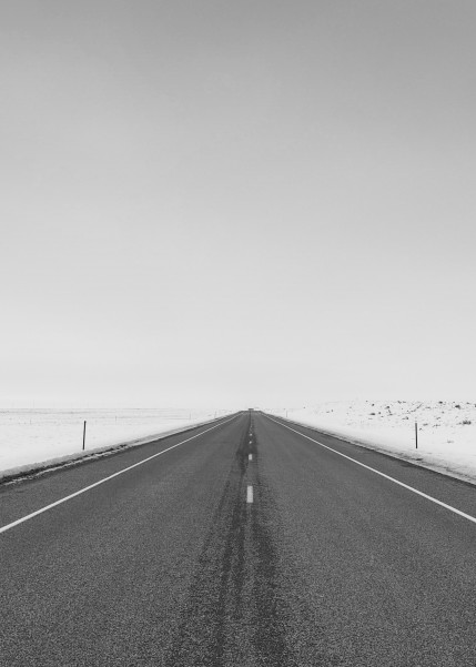 We're on the road to nowhere