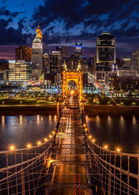 Top Of The Roebling Photography Art | Studio 221 Photography