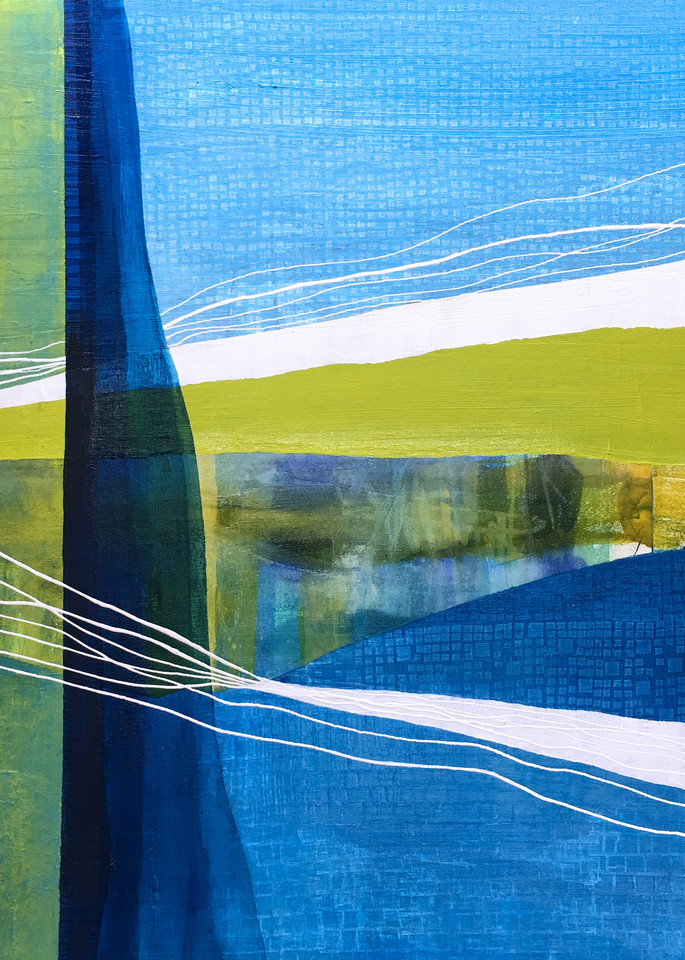 Ripples and Currents – Original Abstract Painting & Prints | Cynthia Coldren Fine Art