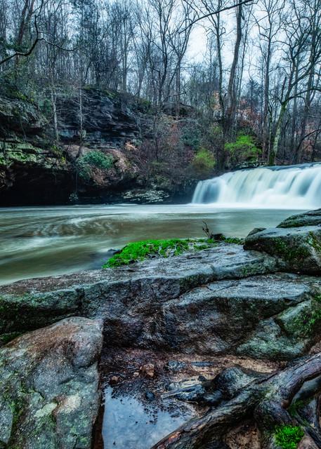 Mardis Mill Falls - Alabama waterfalls fine-art photography