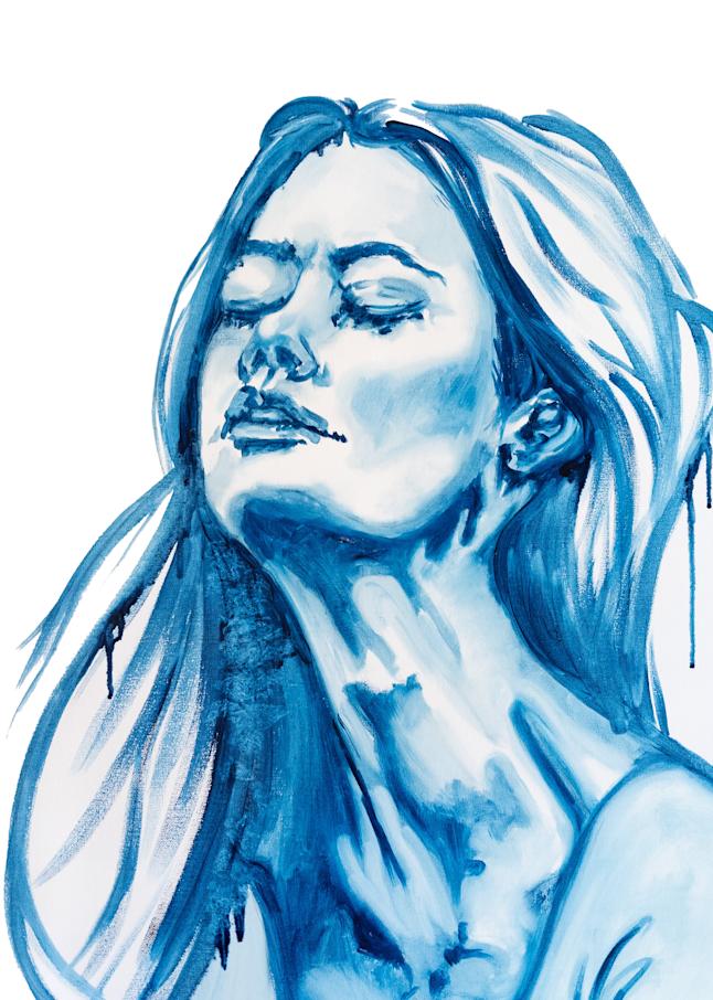 Healing (Print Reproduction) Art | Becca Fox Art