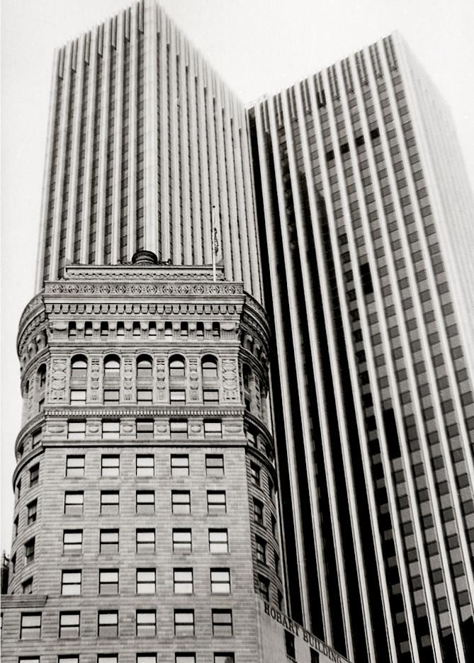 Hobart Building Photography Art | David Louis Klein