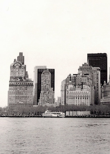 New York City Skyline Photography Art | David Louis Klein