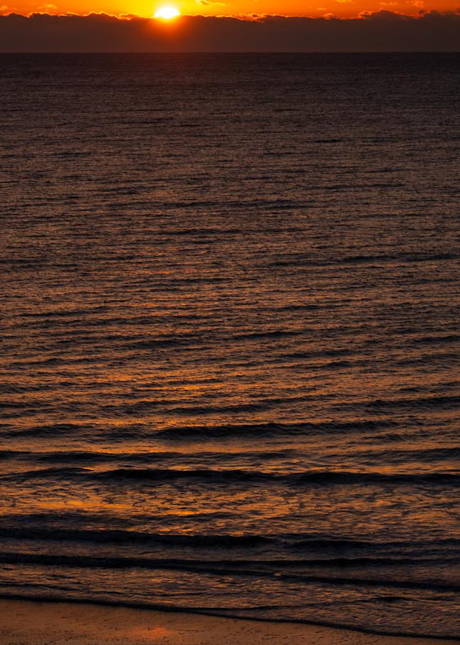 Sunrise over the Sea & Shore - shop fine art prints | Closer Views