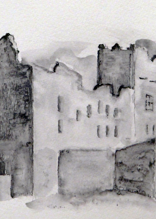 Ross Castle Art | David Beale
