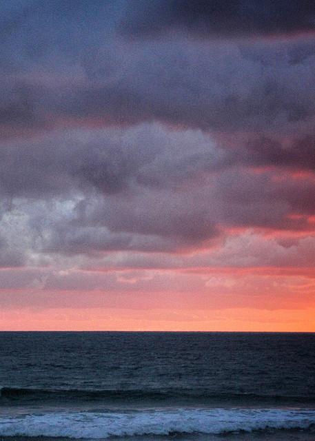 Zuma Sunset Painting  Art   JackieRobbinsStudio