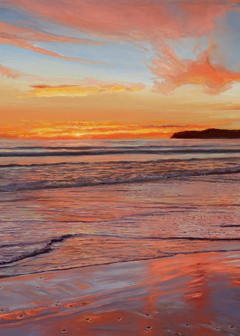 Coronado New Year Sunset  Art   The Huntington Studio