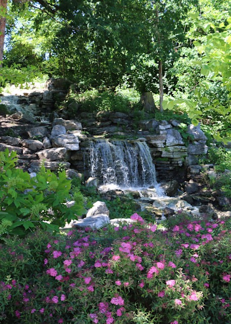 Forest Park Waterfall