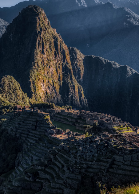 Machu Picchu Sunrise Photography Art | FocusPro Services, Inc.