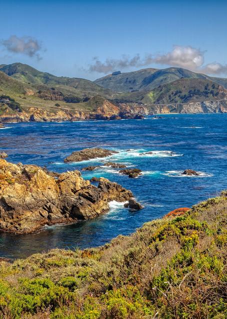 Pacific Coastline Photography Art | FocusPro Services, Inc.