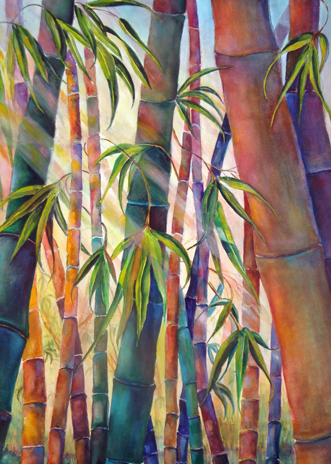 A New Day, From an Original Watercolor Painting